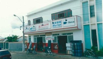 Inaugurou a segunda loja varejo em Licínio de Almeida