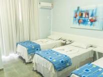 Apartamento standard com ar