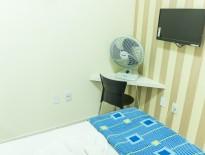 Apartamento standard sem ar