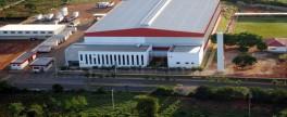 Inaugurou o CD – Centro de distribuição e Sede Administrativa do Grupo V.S.