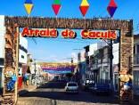 O Grupo Valdir Saraiva esteve presente no Arraiá de Caculé 2016