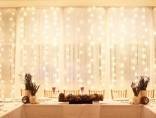 17 ideias para usar luzes de Natal na decoração da casa o ano inteiro