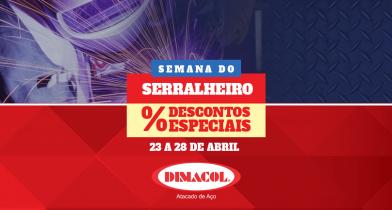 SEMANA DO SERRALHEIRO