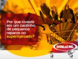 Por que investir em um cantinho de pequenos reparos no supermercado?